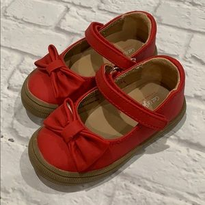 EUC! Red Mary Janes ❣️ Cat&Jack toddler size 5